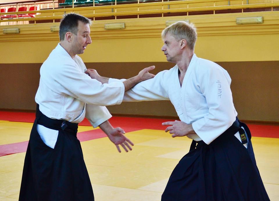 Tomasz Sowiński 5 Dan – Aikido – Mińsk (BY)