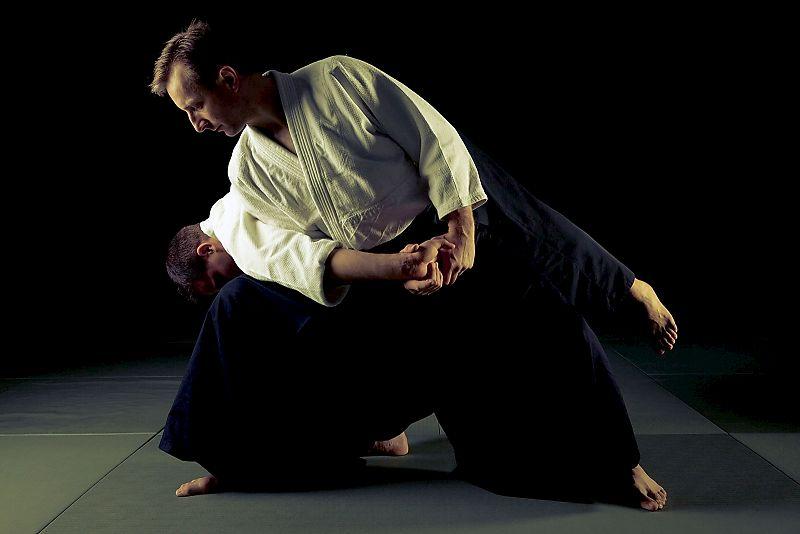 Tomasz Sowiński 5 Dan – Aikido – Warszawa