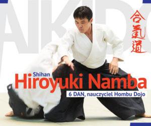 IX Krajowy Staż Techniczny - Hiroyuki Namba 6 Dan Shihan