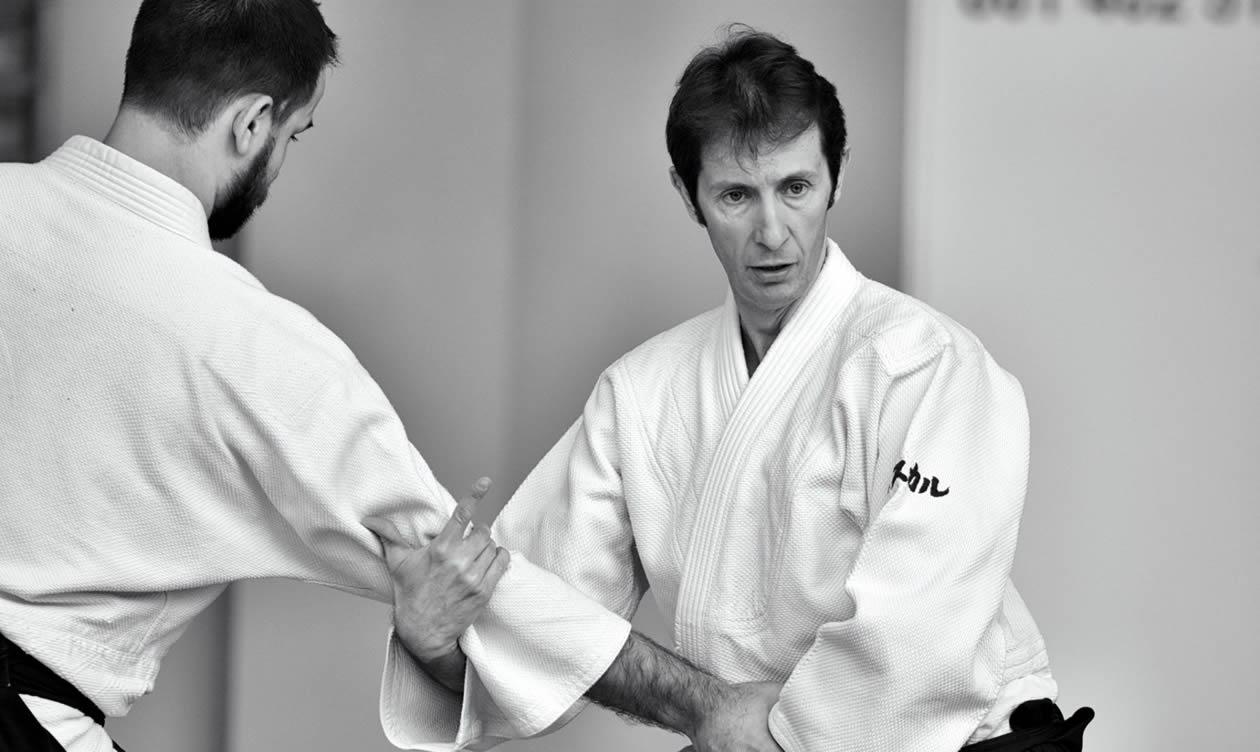 Pascal Guillemin 6 Dan – Aikido – Poznań