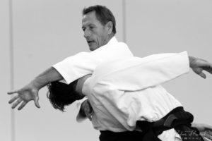 Aikido – Ch.Tissier 8 DAN – Suchy Las – 7-8.09.2019