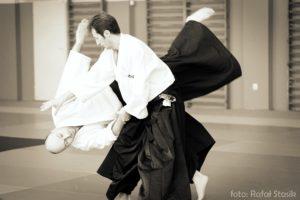 Pascal Guillemin 6 Dan – Aikido – Poznań 22-23.02.2020
