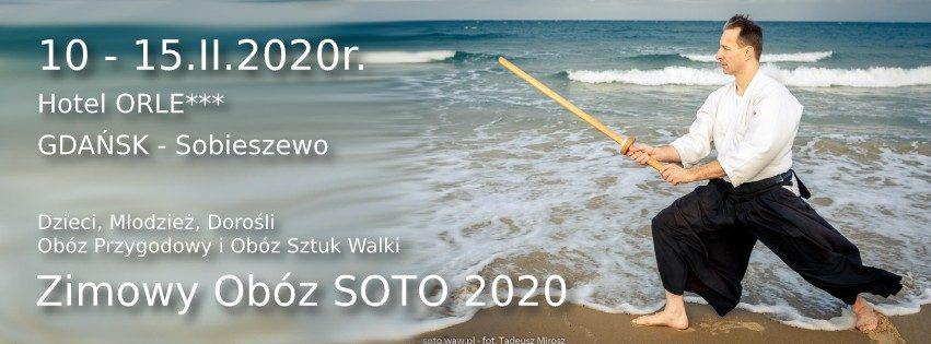 Zgłoś się na Zimowy Obóz Przygodowy dla Dzieci lub Zimowy Obóz Aikido i Ken-Jutsu 2020